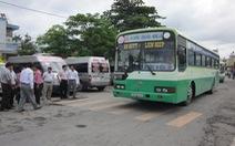 Mở tuyến xe buýt Bến xe quận 8 - thị xã Gò Công