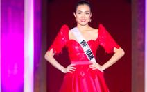Lệ Hằng lọt top 5 thí sinh được yêu thích nhất ở Miss Universe