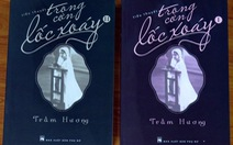 Tiểu thuyết Trong cơn lốc xoáy đoạt giải Hội Nhà văn TP.HCM 2016