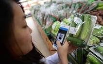 Sài Gòn bắt đầu truy xuất nguồn gốc rau quả bằng smartphone