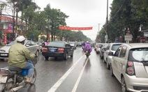 TP Vinh sẽ mở rộng một số tuyến phố chống kẹt xe