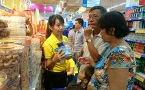 Co.opmart Châu Đốc giảm giá mạnh các sản phẩm Tết