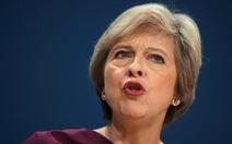 Thủ tướng Anh chính thức công bố kế hoạch rời EU