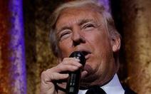Ông Trump: Ngoại trưởng được đề cử phải toát mồ hôi hột