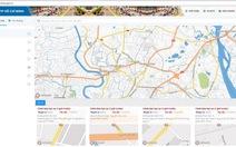 TP.HCM công bố ứng dụng cung cấp thông tin kẹt xe, lô cốt...
