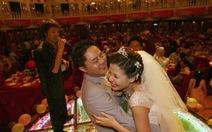 Trung Quốc: Cấm làm tiệc linh đình khi cưới 'tập 2'