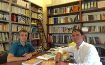 Duyên nợ Việt của hai học giả Pháp