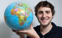 'Soái ca' đi 196 nước trong 5 nămđạt kỷ lục Guinness