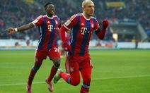 Thách thức đầu năm cho Bayern Munich