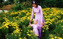 Những điều mẹ trẻ cần chuẩn bịvui tết với con thơ