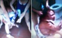 Nhóm đánh hội đồng, lột quần áo thiếu nữ ra đầu thú