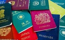Hộ chiếu Đức 'quyền lực nhất thế giới' năm 2017