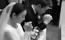 Hôn lễ 25 triệu đồng củaKim Tae Hee - Bi Rain