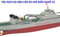 Con tàu khát vọng Trường Sa Việt Nam