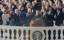 Hình ảnh lễ nhậm chức các đời tổng thống Mỹ