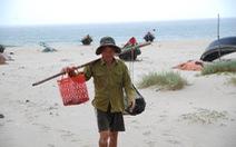 Yêu cầu báo cáo chất lượng môi trường biển miền Trung
