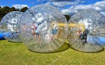 Australia tổ chức nhiều trò vui tại Ngày hội gia đình ở TP.HCM