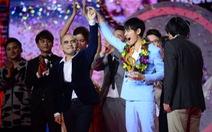 Cao Bá Hưng chiến thắng tại Bài hát hay nhất 2016