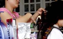 Nhuộm tóc tại nhà màu lên càng đậm thì càng độc