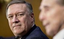 Ông Pompeo làm giám đốc CIA, ông Tillerson sắp thành ngoại trưởng