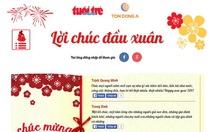 Cùng Tuổi Trẻ Online đón Tết yêu thương