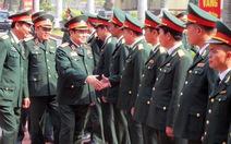 Đại tướng Ngô Xuân Lịch: đón tết nhưng phải sẵn sàng chiến đấu cao