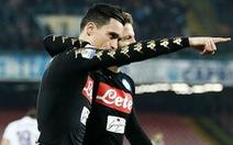 Điểm tin sáng 25-1: Callejon đưa Napoli vào bán kết Cúp quốc gia