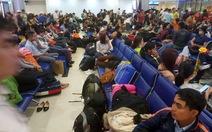Cảnh báo nạn móc túi tại sân bay Tân Sơn Nhất