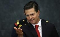 Tổng thống Mexico: 'Chúng tôi sẽ không trả tiền xây tường biên giới'