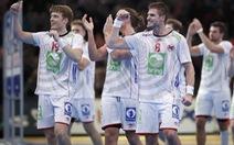 Na Uy lần đầu vào chung kết Giải vô địch bóng ném thế giới