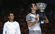 Hạ Nadal, Federer vô địch Giải Úc mở rộng 2017