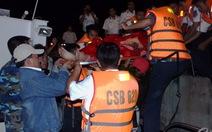Cảnh sát biển cứu thành công ngư dân gặp nạn trên biển