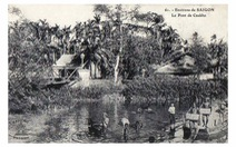 Tòa Lãnh sự Việt ở Cầu Kho bí mật chống Pháp