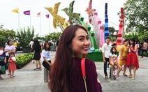 Tối mùng 5, tạm biệt đường hoa Nguyễn Huệ