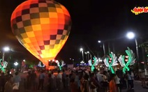 Tết Đinh Dậu 2017 ngắm Sài Gòn trên cao từkhinh khí cầu