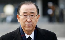 Ông Ban Ki Moon không muốn vào Nhà xanh