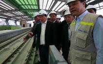 Đường sắt đô thị Cát Linh - Hà Đôngđội vốn 250 triệu USD