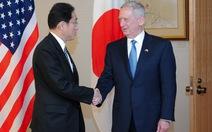 Mỹ cam kết cùng Nhật bảo vệ quần đảo tranh chấp