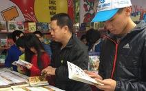 Phố sách xuân Đinh Dậu của Hà Nội doanh thu hơn 7 tỉ