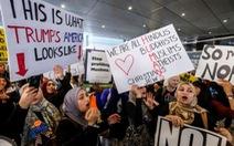Lệnh cấm nhập cư của Mỹ: Cuộc chiến trung ương, địa phương