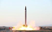 Iran tập trận tên lửa bất chấp lệnh trừng phạt của Mỹ