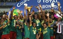 Cameroon vô địch CAN Cup 2017