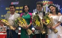 Việt Trinh, Lý Hùng làm giám khảo Cặp đôi hài hước