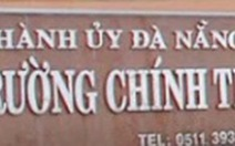 Trường Chính trị Đà Nẵng có hiệu trưởng 41 tuổi