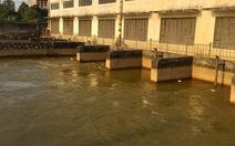 Các hồ thủy điện miền Bắc đồng loạt xả nước cho vụ đông xuân