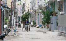 Dân phố cùng hiến đất, hẻm thành đường lớn
