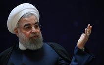 Iran thử tên lửa không nhằm gởi thông điệp cho Mỹ
