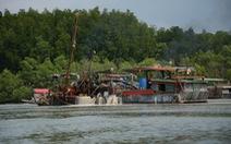 Nạo vét sông Thị Vải gây ô nhiễm