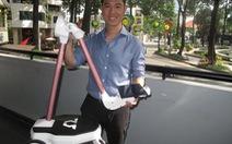Vũ Duy Thức - chàng trai Việt chế robot trên đất Mỹ