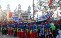 Làng Thai Dương cầu ngư,xuất quân đánh cá vụ Nam